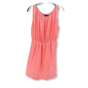 MNG Suit Dress Coral